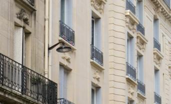 Ravalement de façade immeuble haussmannien 1900